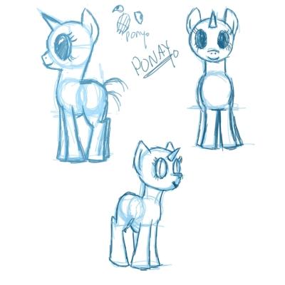 Pony Legs