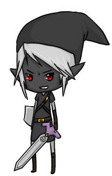 Dark Link Chibi