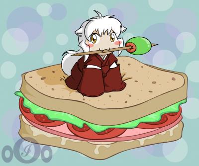 Inuyasha -Sandwich