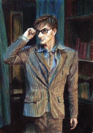 10th Doctor- David Tennant