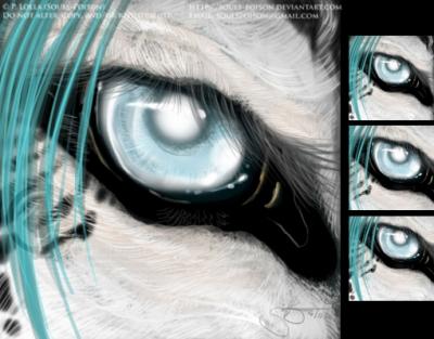 Snowleo's Eye - Icon