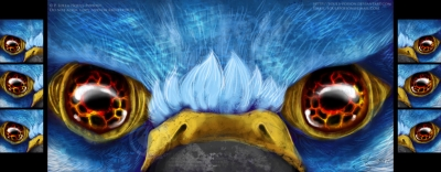 Phoxxe's Eyes - Icon Set
