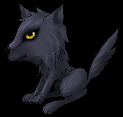 Wolfy Chibi