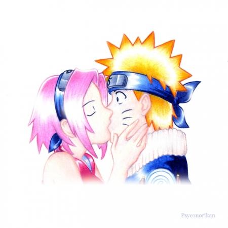 Surprise! Naruto-kun!