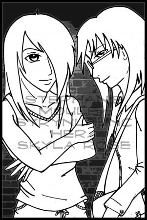 Hikari and Ryu