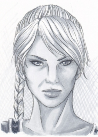 Siona Marker Portrait