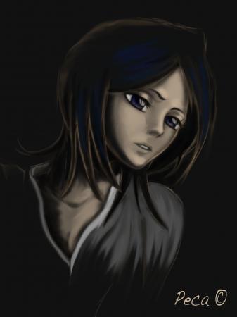 Rukia portrait