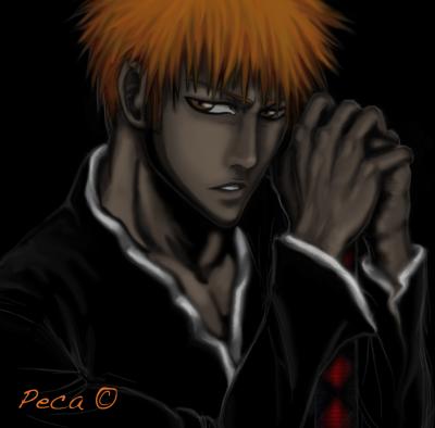 Ichigo portrait