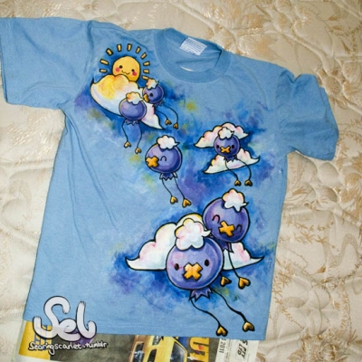Pokemon Driftloon Shirt