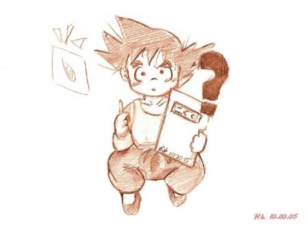 Goku: Au Natural