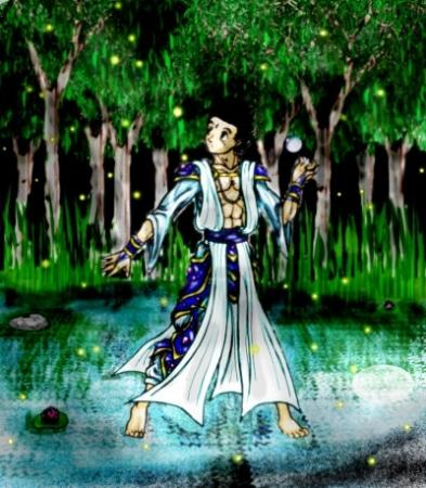 Elemental Gohan