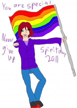 Happy Spirit Day