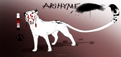 Arihyme the Writer