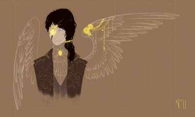 :: Steampunk Angel ::