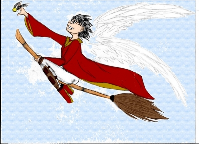 With A Broom You Can Fly