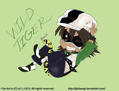-T&B Wild Tiger.