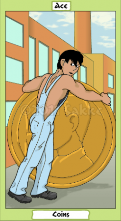 Ace of Coins