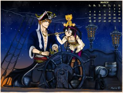 Ichiruki Pirate theme