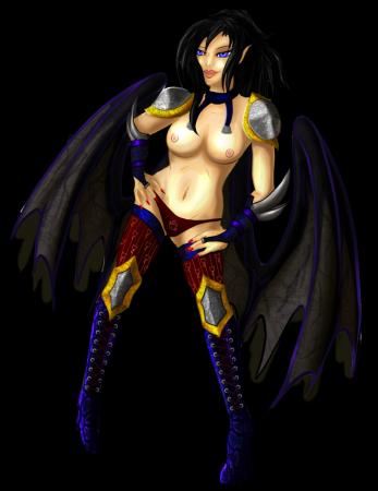 Sexy Warhawk