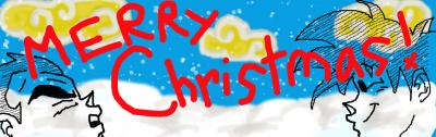 DBZ Merry Chrismas