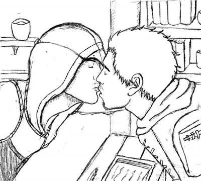 A Kiss Good Luck - AC