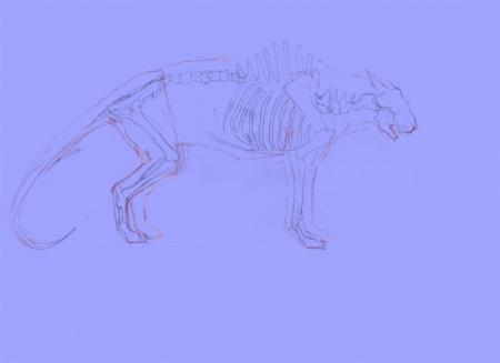 World Beast (1st Sketch)