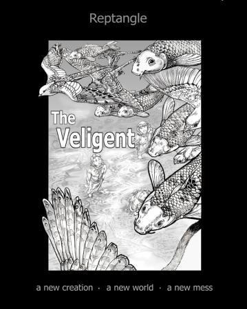 The Veligent   cover art