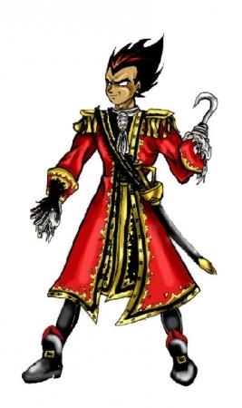 Pirate Veggie