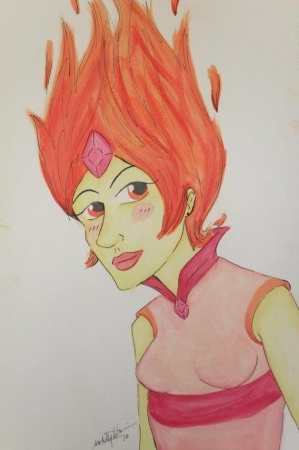 oh flame princess