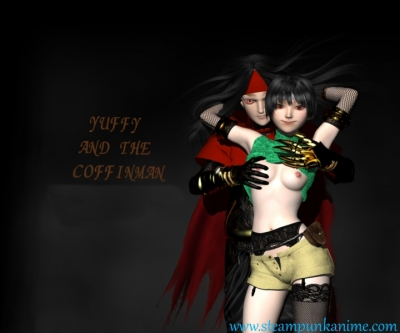 Yuffie and the Coffinman