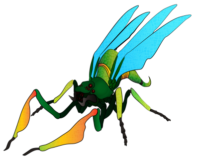 Fantasy Insect 1