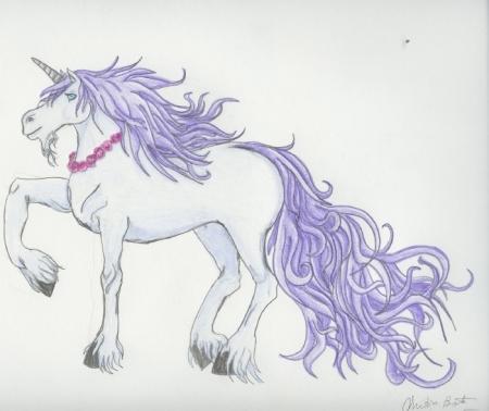 Unicorn of the Sky