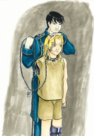 FMA: Collared (color)