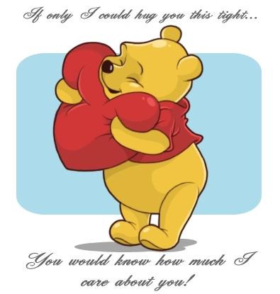 Winnie the Pooh - Tight Hug