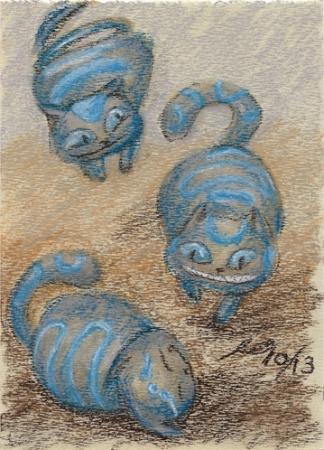 Namesake: Cheshires