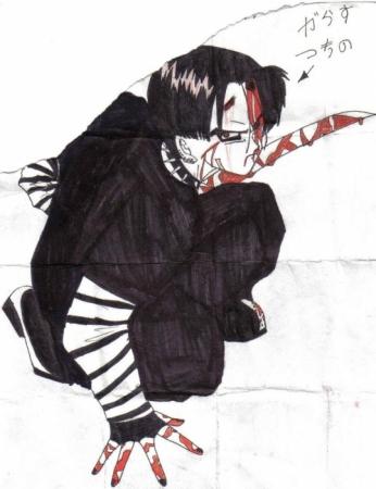 Goth isn't always scary.