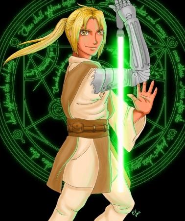 Jedi Master Edward