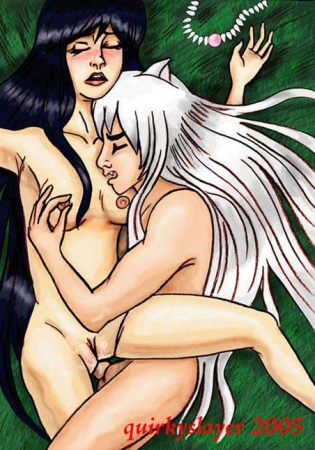 Kikyou & Inuyasha Sex