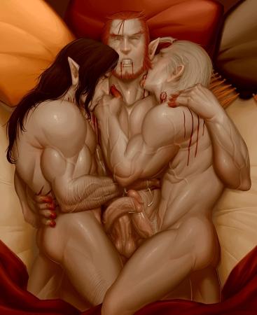 Vampirendreierfrot