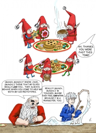 The Respect of the Elves