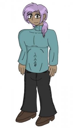 Kodai's Human Form