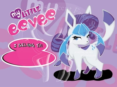 Rarity the Glaceon