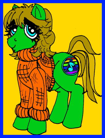 Rick Wright (Ponified)
