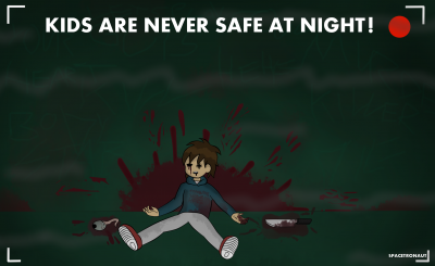 Kids Are NEVER Safe At Night
