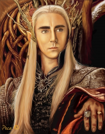 Thranduil King of Mirkwood