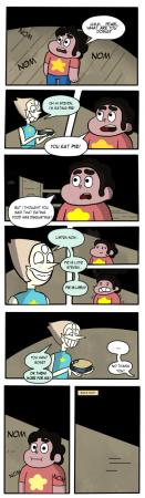 Steven Universe - Pie Fetish