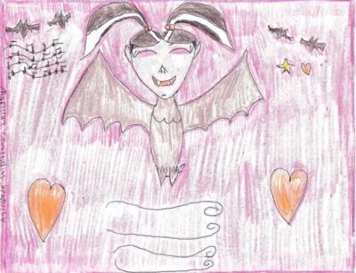 Batty Bat Thistle