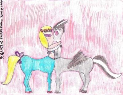 Centaur Love