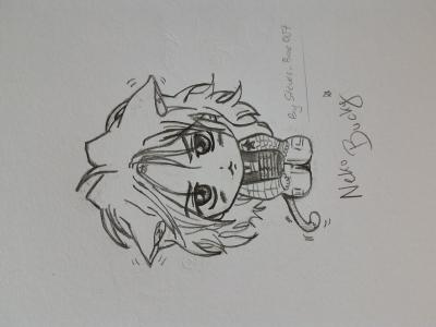 Neko Bucky =^_^=
