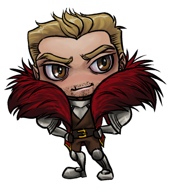 Cullen Rutherford Chibi